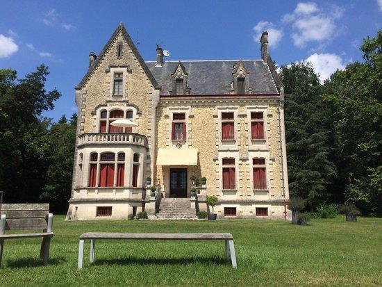 Chateau La Thuiliere : Une maison de maître