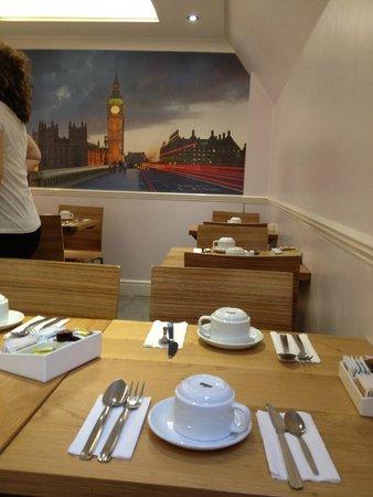 Lidos Hotel : sala colazione