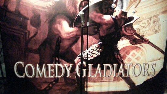 Gladiators Comedy Nights