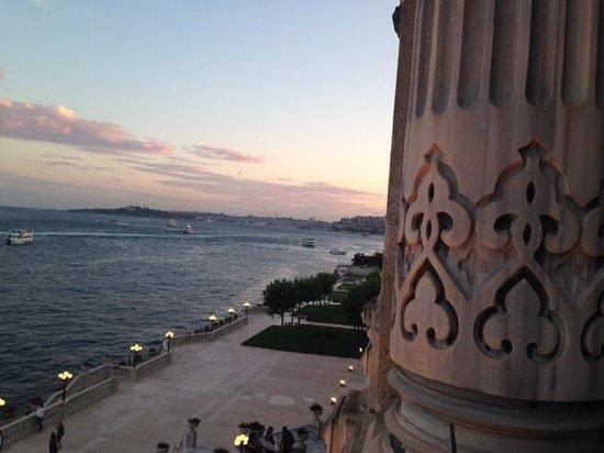 Ciragan Palace Kempinski Istanbul: Views