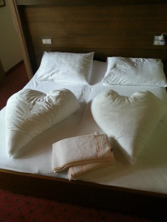 Aktiv Hotel-Pension Klingler: Thought this was a nice touch
