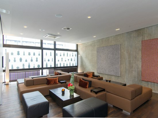art & business Hotel: Hotelbar