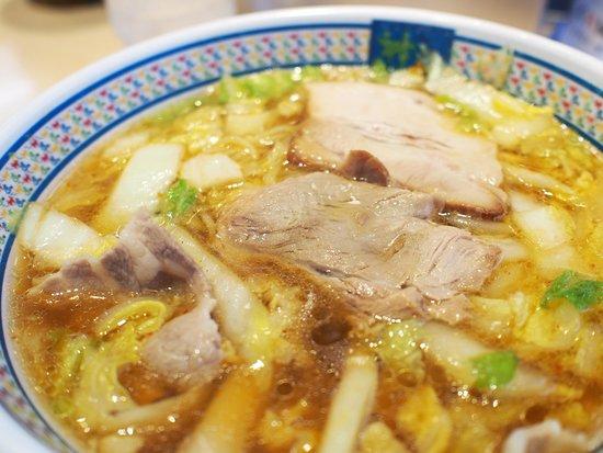 Kamukura Dotonbori : この澄んだスープが旨い