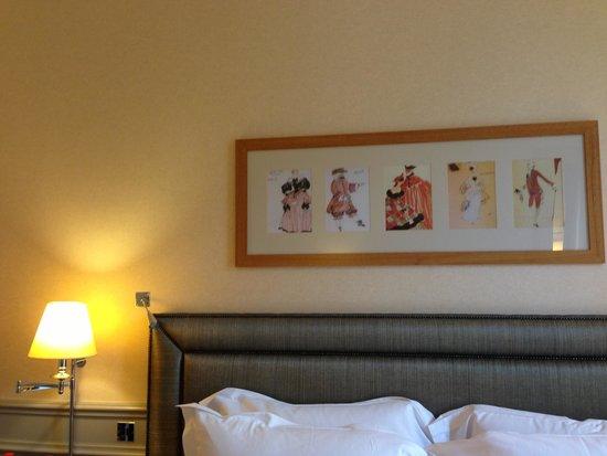 Hotel Scribe Paris Opera by Sofitel: 快適なベッド
