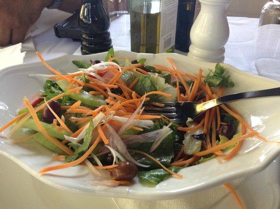 Cantinetta Fiorentina: Summer salad