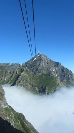 Pic Du Midi : montée