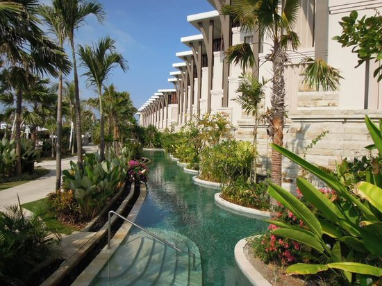 lagoon pool and pool access room picture of sofitel bali nusa dua beach resort nusa dua. Black Bedroom Furniture Sets. Home Design Ideas