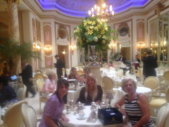 The Ritz London: The ritz
