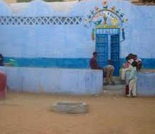 Nubian Village : uno scorcio di vita