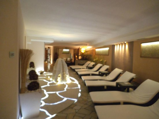 Hotel Rene : Zona relax SPA