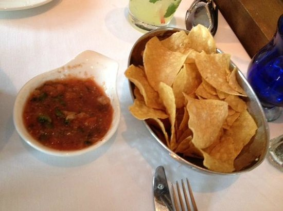 Rosa Mexicano - Atlanta: Salsa