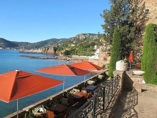 Restaurant Du Chateau De La Napoule