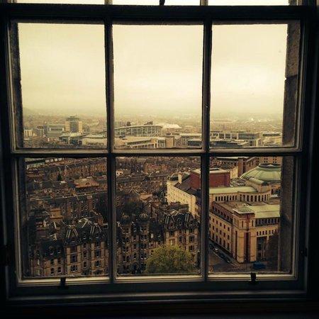 28 York Place Hotel : Vista dalla camera