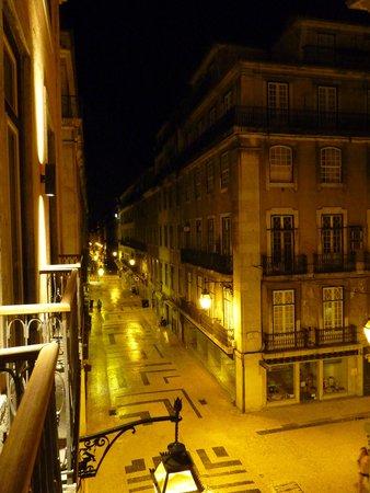 Hotel Santa Justa: vie from the balcony
