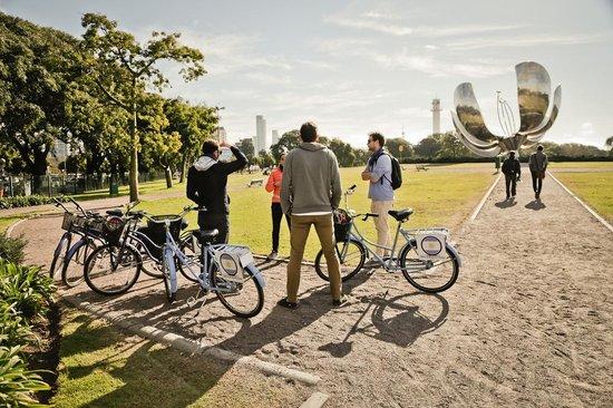 Biking Buenos Aires: Parks & Plazas
