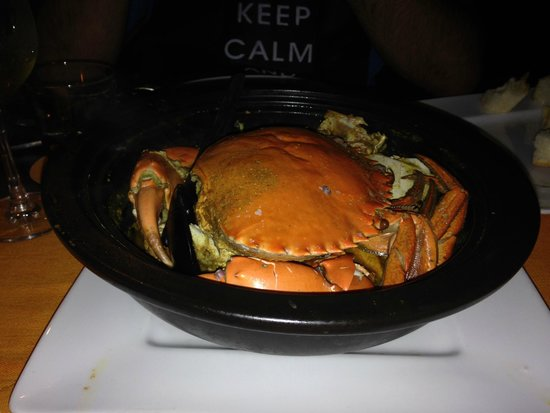Ministry of Crab : Curry Crab