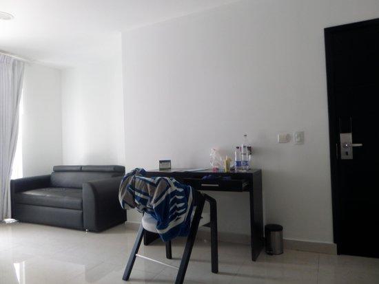 Atlantic Lux Hotel: inside room