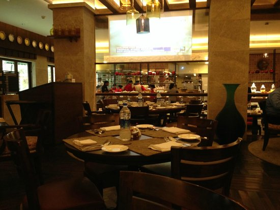 Vivanta by Taj - President, Mumbai: Excellent dining
