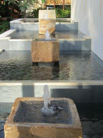 Qunci Villas Hotel: Jardines