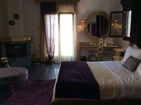 Stevalia Hotel & Spa: δωματιο 206