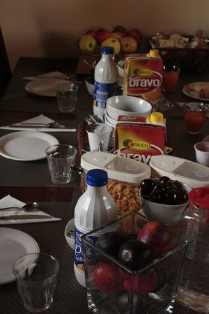 Il Bargello B&B : Breakfast