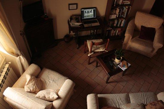 Il Bargello B&B : Sitting Room