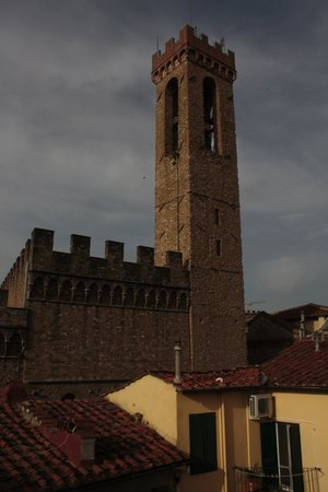 Il Bargello B&B : View from the Terrace