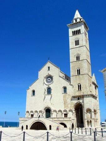 Hotel Lucy : Kathedrale von Trani