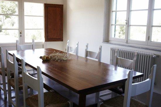 Villa Lena: Stento House Living Room