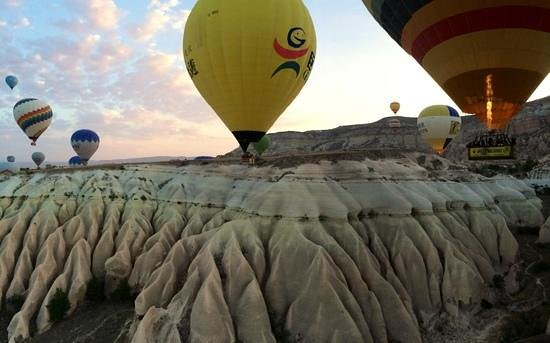 Magical Steps Travel: hot air ballooning - worth the money and 4am start
