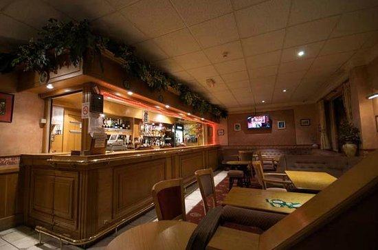 Castle Hotel: Bar