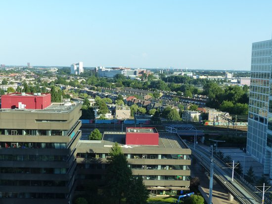 NH Den Haag: het kameruitzicht