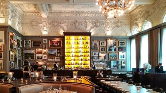 The London EDITION: Berners Tavern