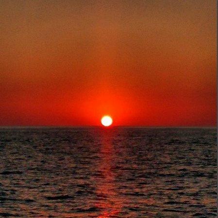 Sirenis Cala Llonga Resort: Sunset