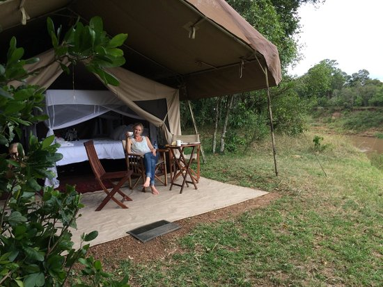 Sentinel Mara Camp: perfection