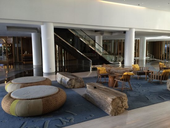 The Stones Hotel - Legian Bali, Autograph Collection: Lobby
