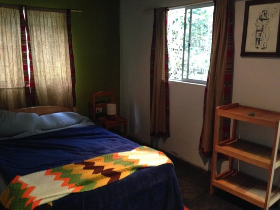 Yellow River: Our room!
