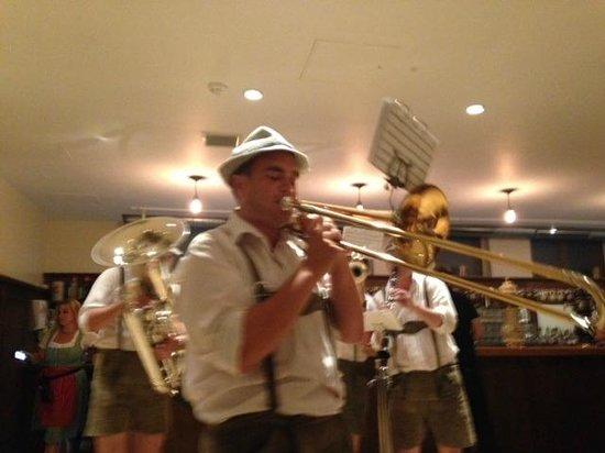 Bierschenke : the band