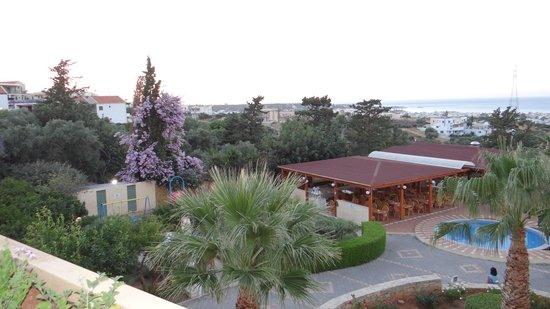 Asterias Village Resort: uitzicht