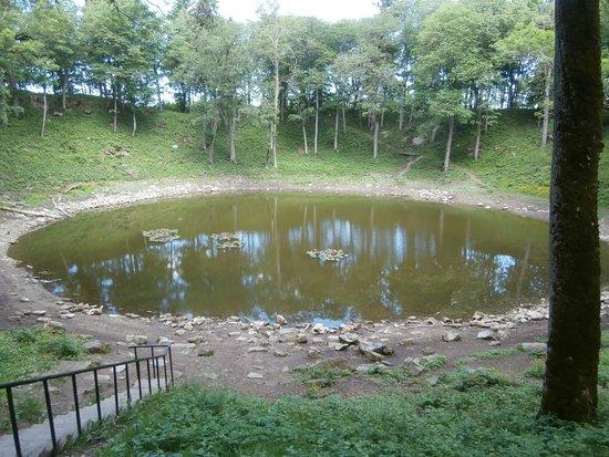 Kaali Meteorite Crater: Kaali crater