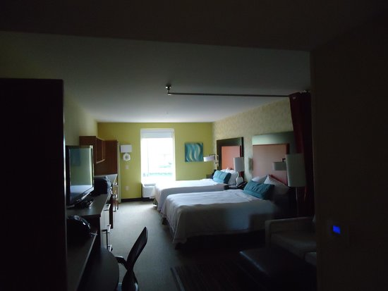 Home2 Suites by Hilton Charlotte I-77 South : Room
