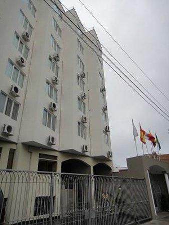 Hotel Santa Cruz: 外観。