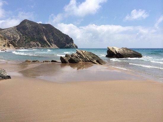Cavo Paradiso: Kavo paradiso spiaggia