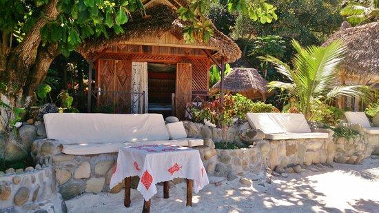 Hotel Le Zahir Lodge Nosy Be: bungalow dello zahir de l'ile