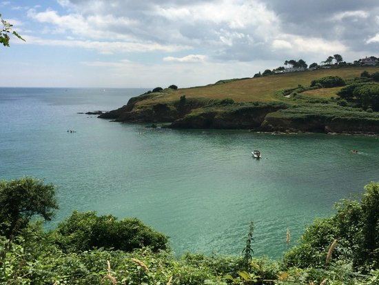 Lyonesse Guest House: Nearby Maenporth