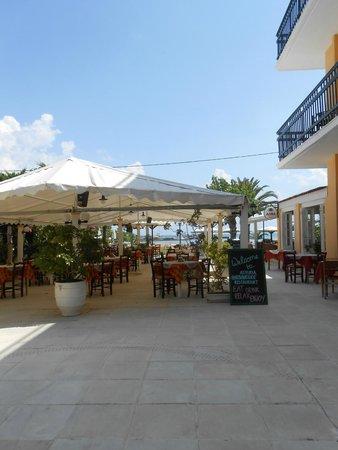 Hotel Astoria Sidari: Restaurant