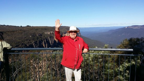 The National Pass: Стартовая смотровая площадка