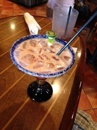 The Hub Baja Grill: Margarita