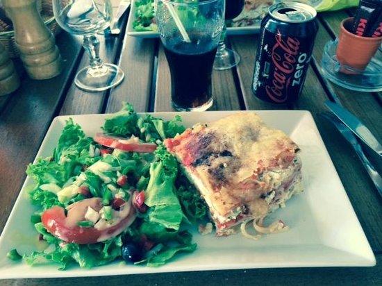 Le Time: Lasagnes à la brousse / StephHKM 28juillet2014