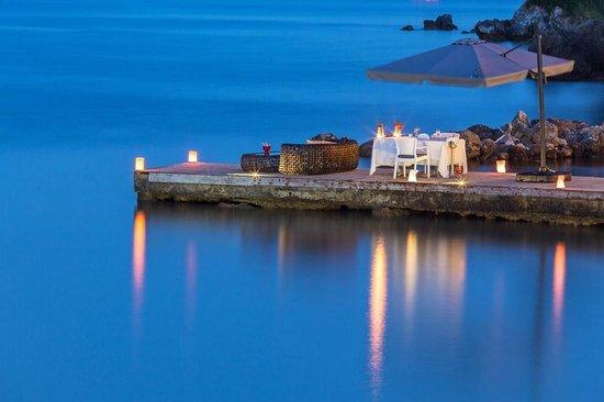 Perama, Grecia: Private Dining